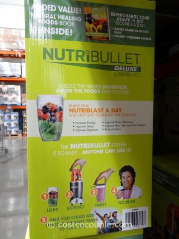 NutriBullet Deluxe 14-Piece Set Costco 6