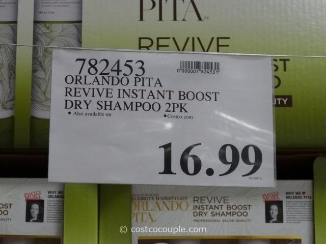 Orlando Pita Revive Instant Boost Dry Shampoo Costco 1