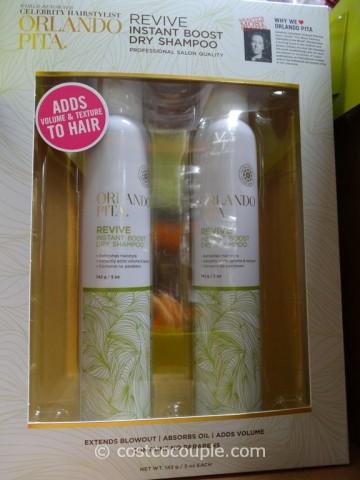 Orlando Pita Revive Instant Boost Dry Shampoo Costco 3