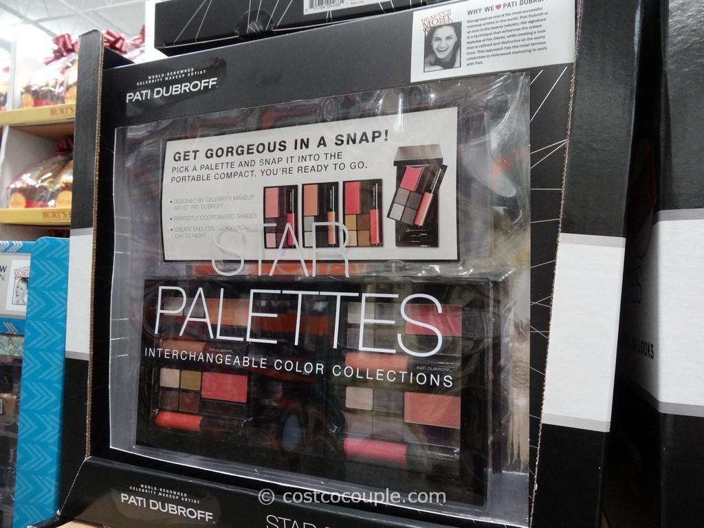 Pati Dubroff Star Palettes Costco 1