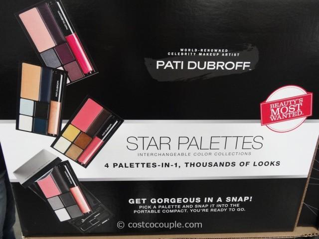 Pati Dubroff Star Palettes Costco 3
