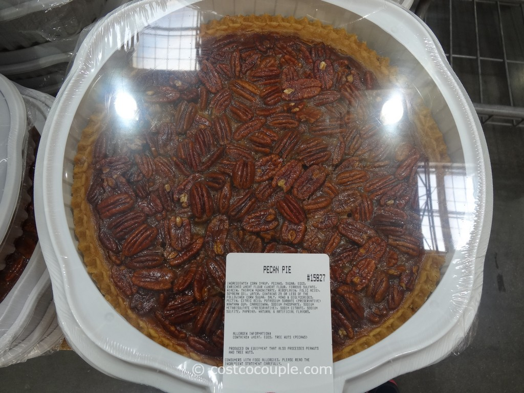 Pecan Pie Costco 2