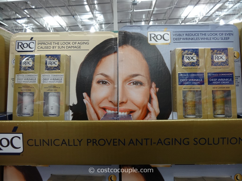 Roc Gold Retinol Correxion Costco 1