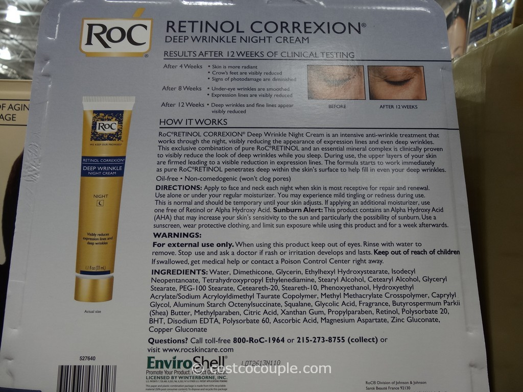 Roc Gold Retinol Correxion