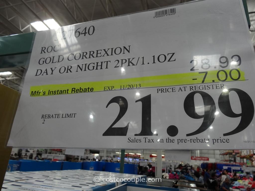 Roc discount coupon