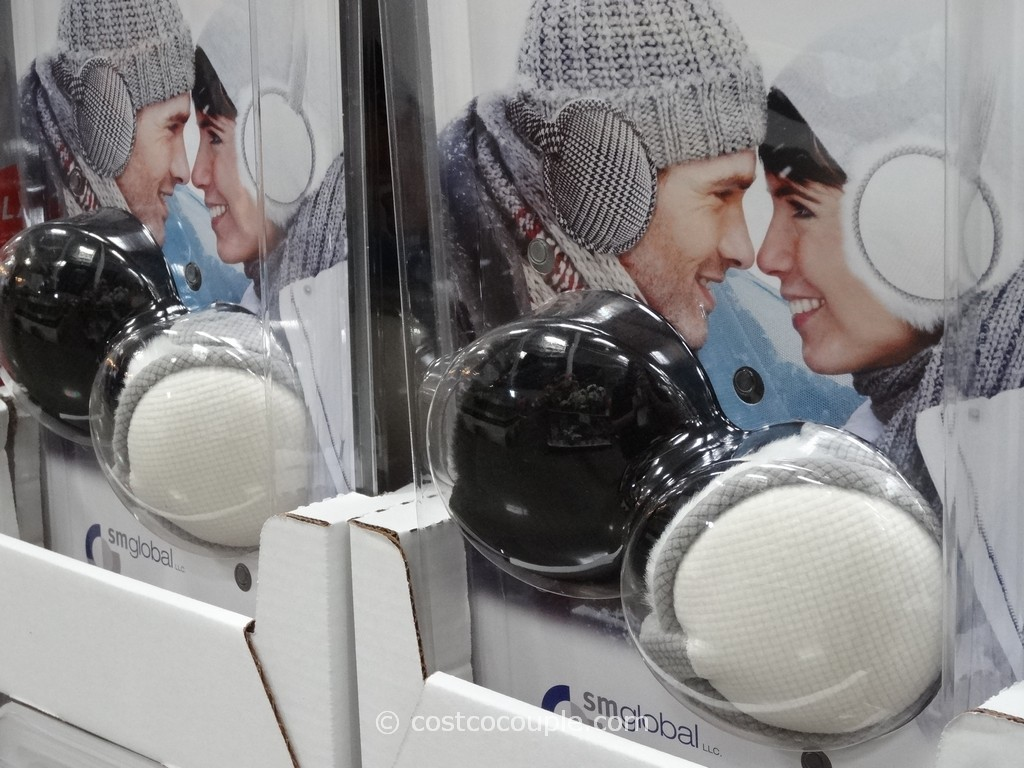 SM Global 4-Way Ear Warmers Costco 1