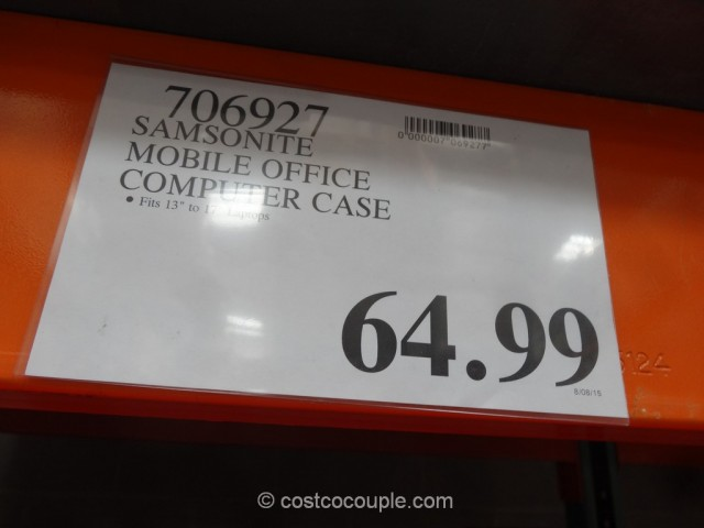 Samsonite Mobile Office Costco 2 1