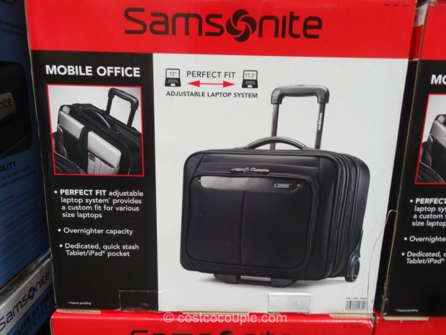 Samsonite Mobile Office Costco 2