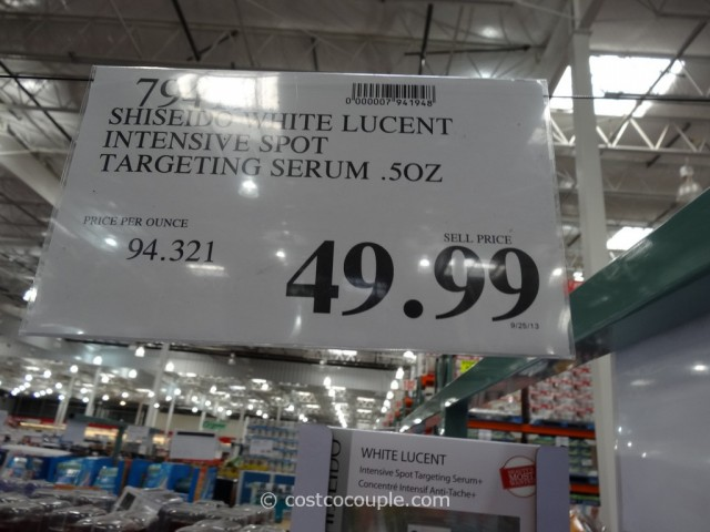 Shiseido White Lucent Intensive Spot Targeting Serum Costco 2