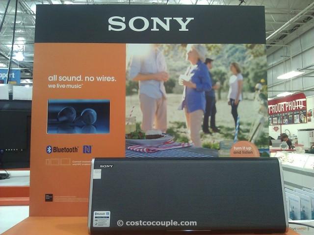 Sony Bluetooth Speaker Costco 4