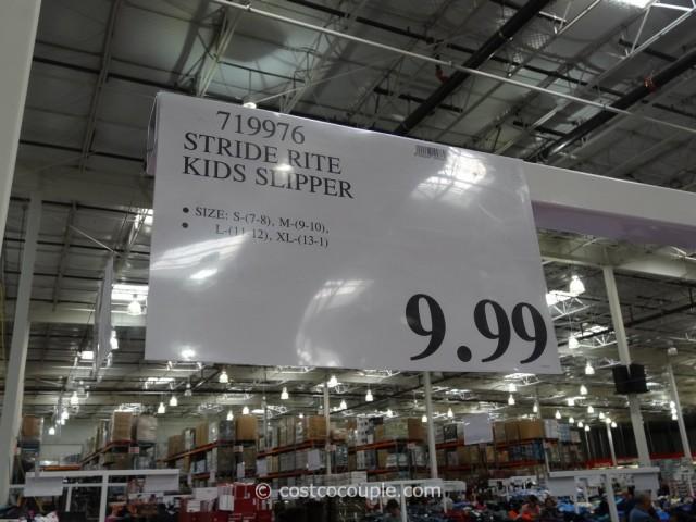 Stride Rite Kids Slippers Costco 1