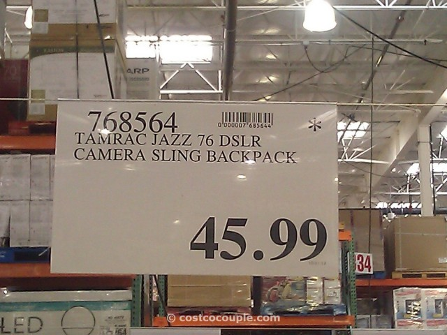 Tamrac DSLR Camera Sling Backpack Costco 3