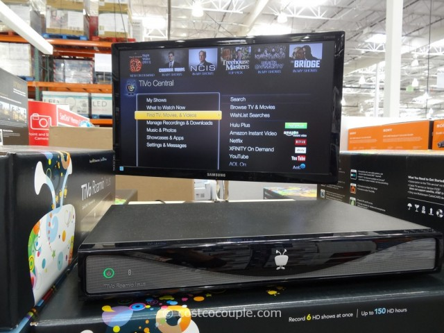 Tivo Roamio Plus DVR Costco 1