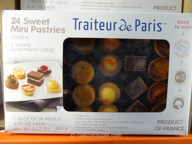 Traiteur De Paris Petit Fours Costco 2
