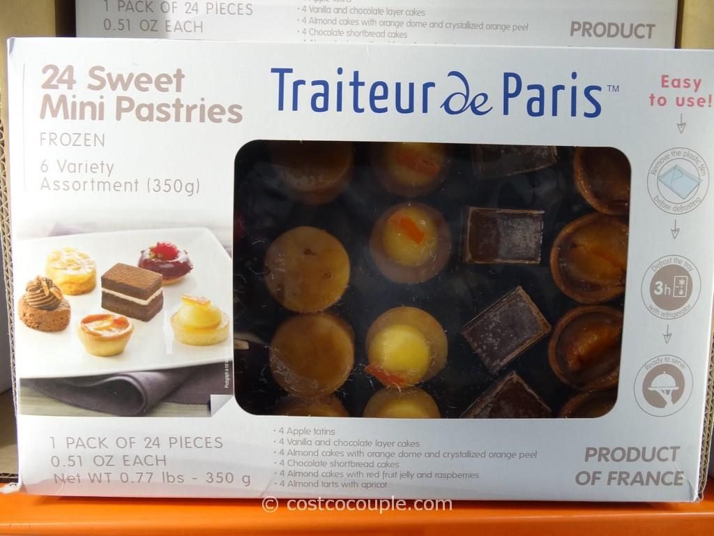 Traiteur De Paris Petit Fours Costco 2