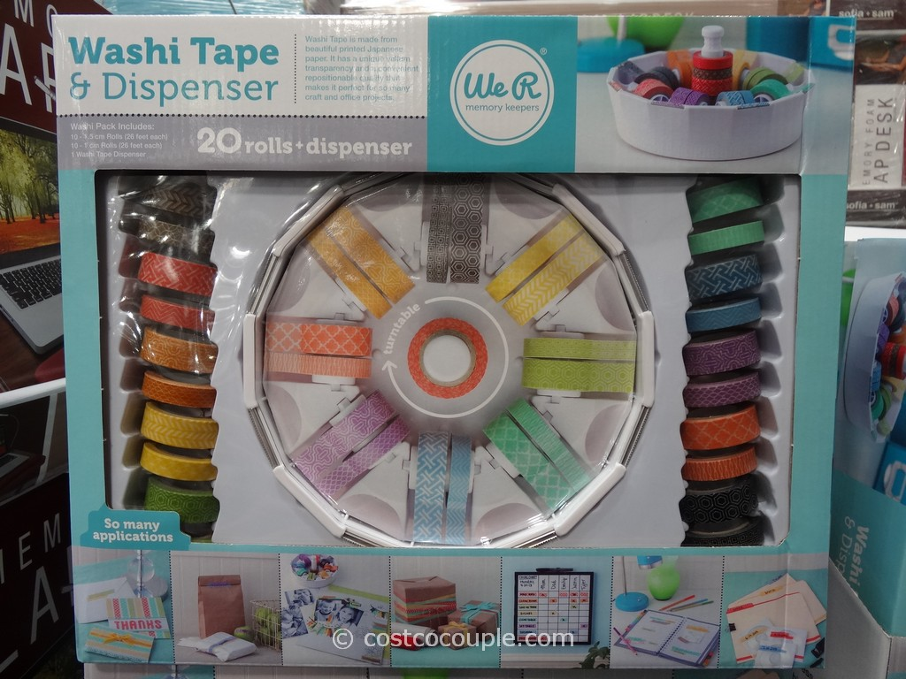 We R Memory Keepers Washi Pack Costco 2