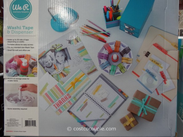 We R Memory Keepers Washi Pack Costco 4