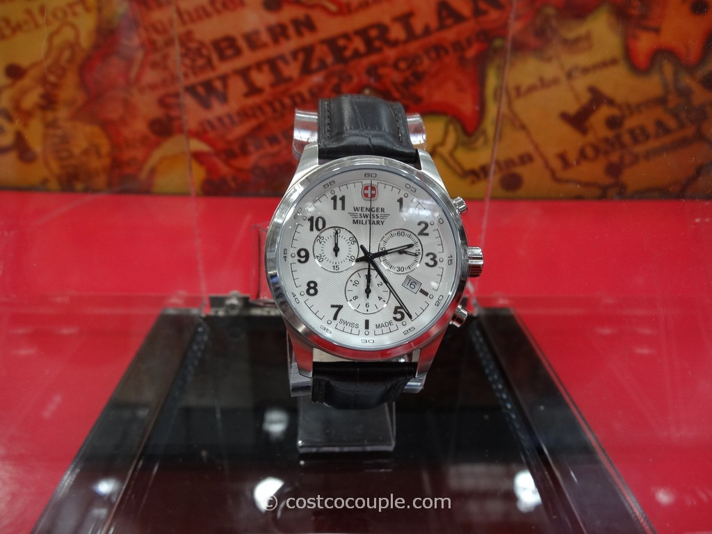 Wenger Swiss Military Mens Terragraph Chrono Costco 2
