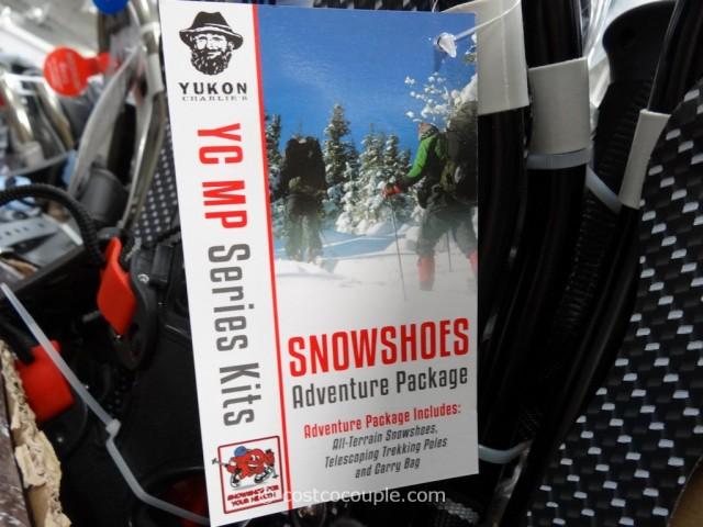 Yukon Charlies Adult Snowshoe Kit Costco 4