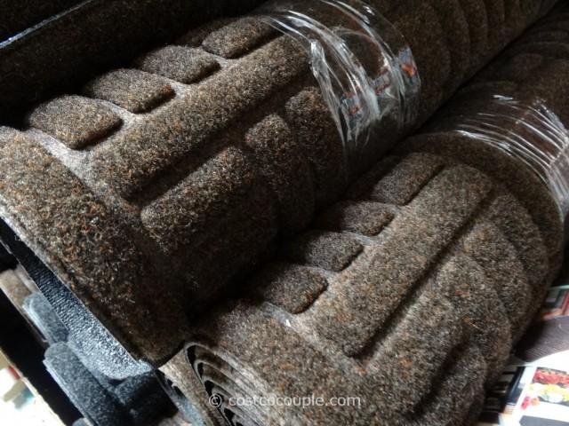 Apache Mills Commercial Plush Parquet Mat Costco 2