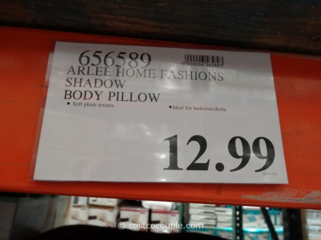 Arlee Home Fashions Decorative Body Pillows Costco 1