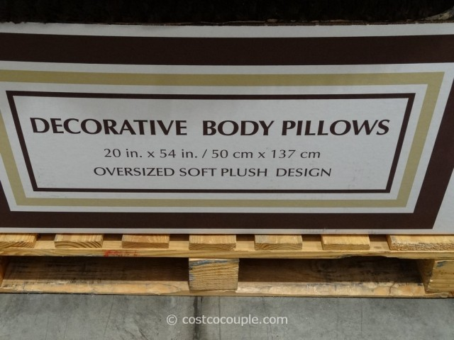 Arlee Home Fashions Decorative Body Pillows Costco 3