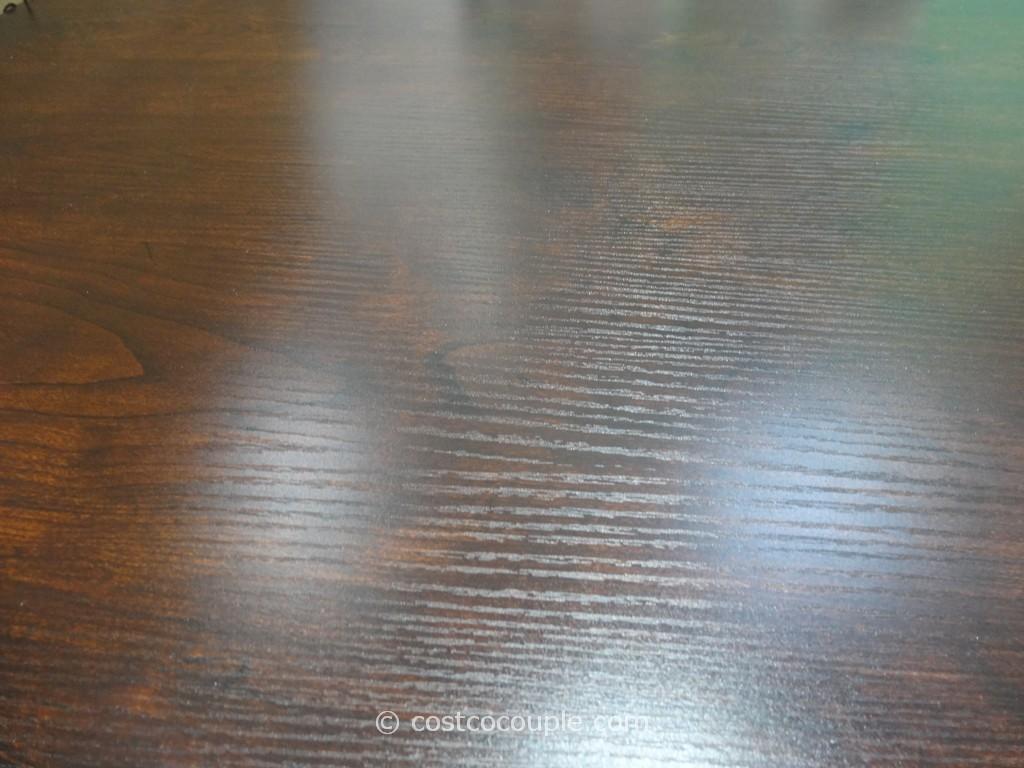Bayside Furnishings Onin Roast Hazelnut Project Table
