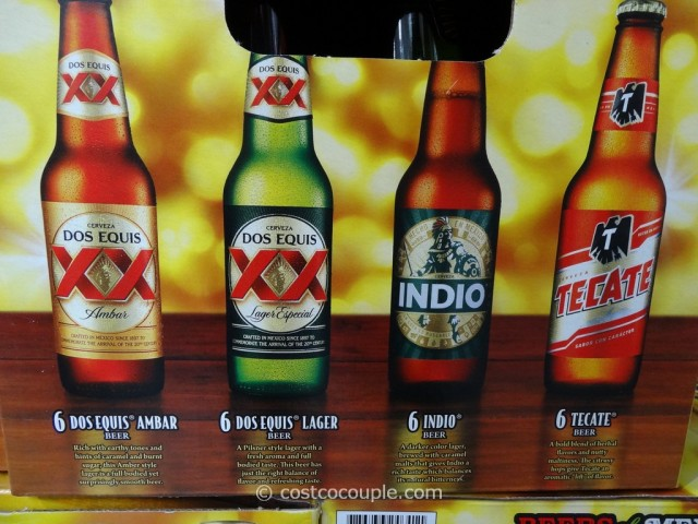 Beers Of Mexico Variety Pack