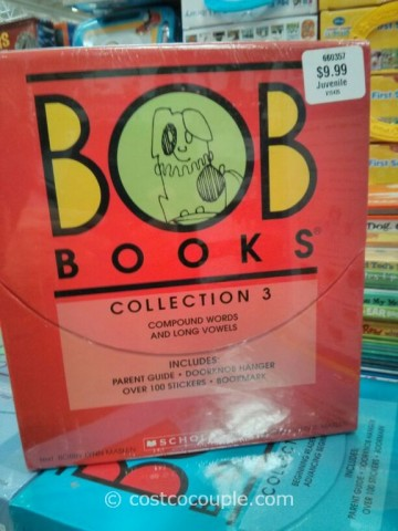 Bob books collection 2 advancing beginners and word families