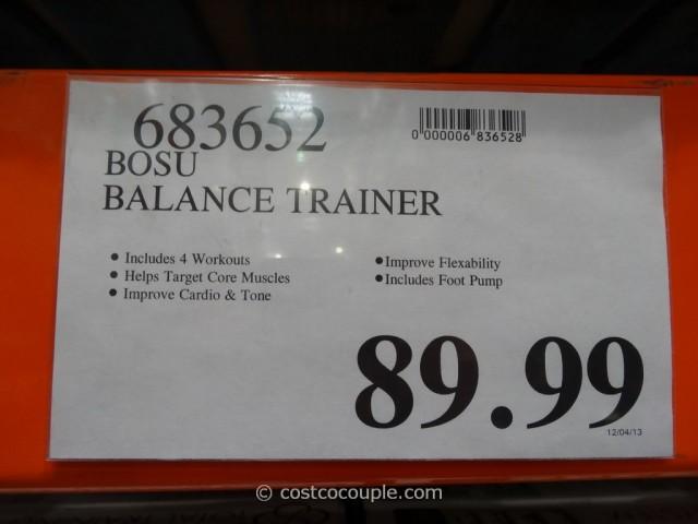 Bosu Balance Trainer Costco 1