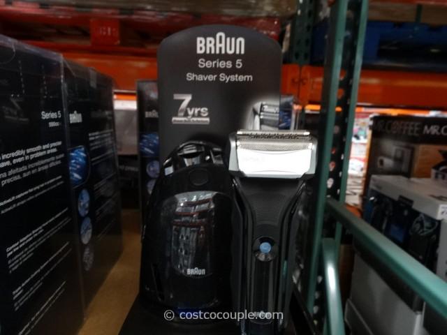 Braun Series 5 Shaver System Costco 1