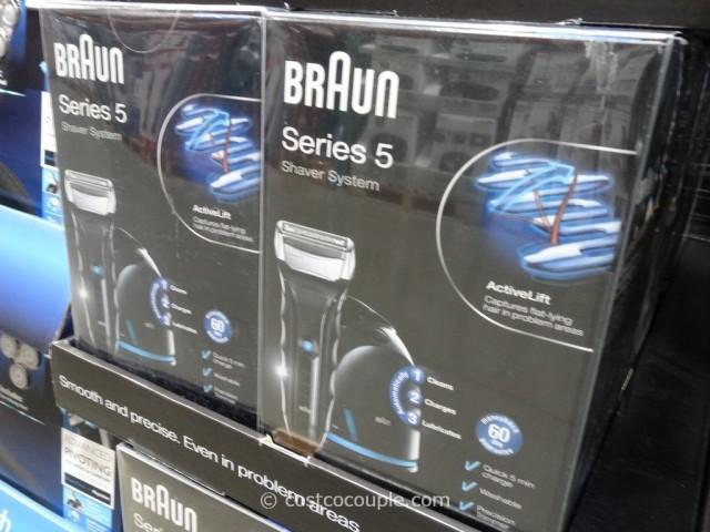 Braun Series 5 Shaver System Costco 3