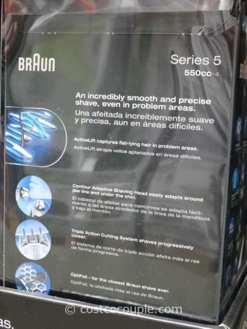 Braun Series 5 Shaver System Costco 5