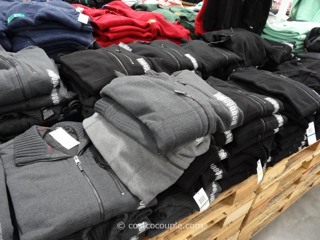 Calvin Klein Men S Fleece Jacket