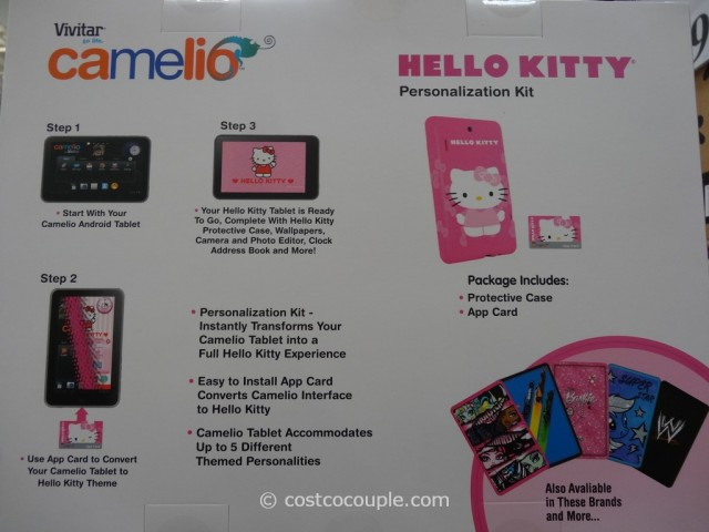Camelio Tablet Bundle Costco 2