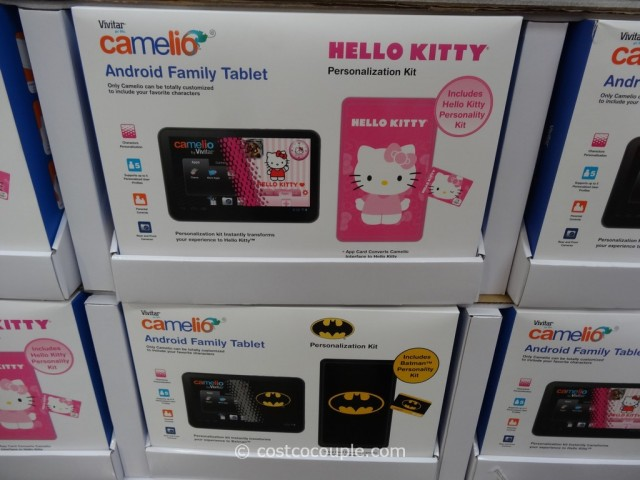 Camelio Tablet Bundle Costco 3