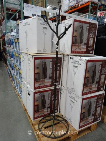 Cast Iron Twig Coat Rack Costco 4