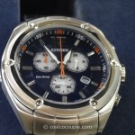 Citizen Blue and White Chronograph Watch Costco 2