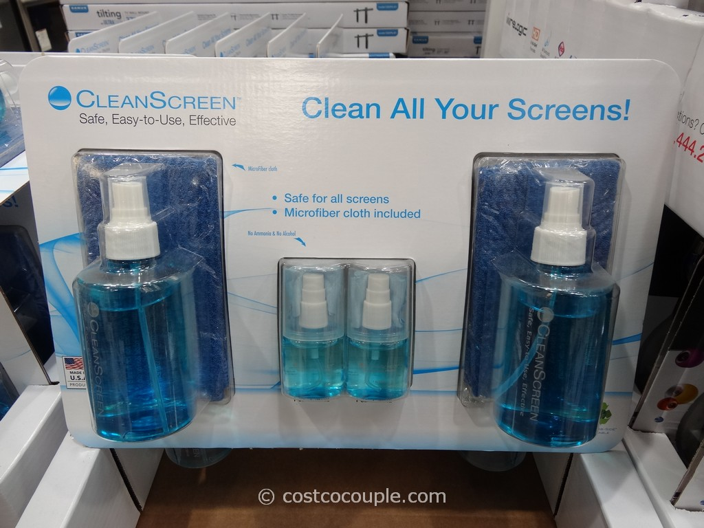 Clean Screen LCD Screen Cleaner Costco 1