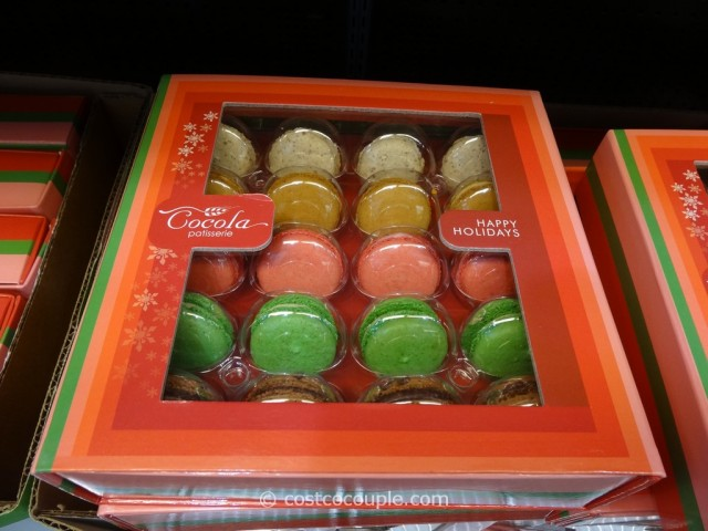 Cocola Holiday French Macaroons Costco 2
