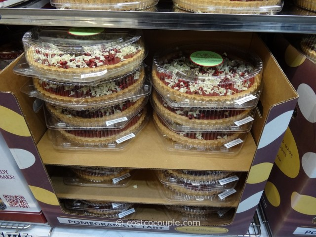 Cocola Pomegranate Tart Costco 2