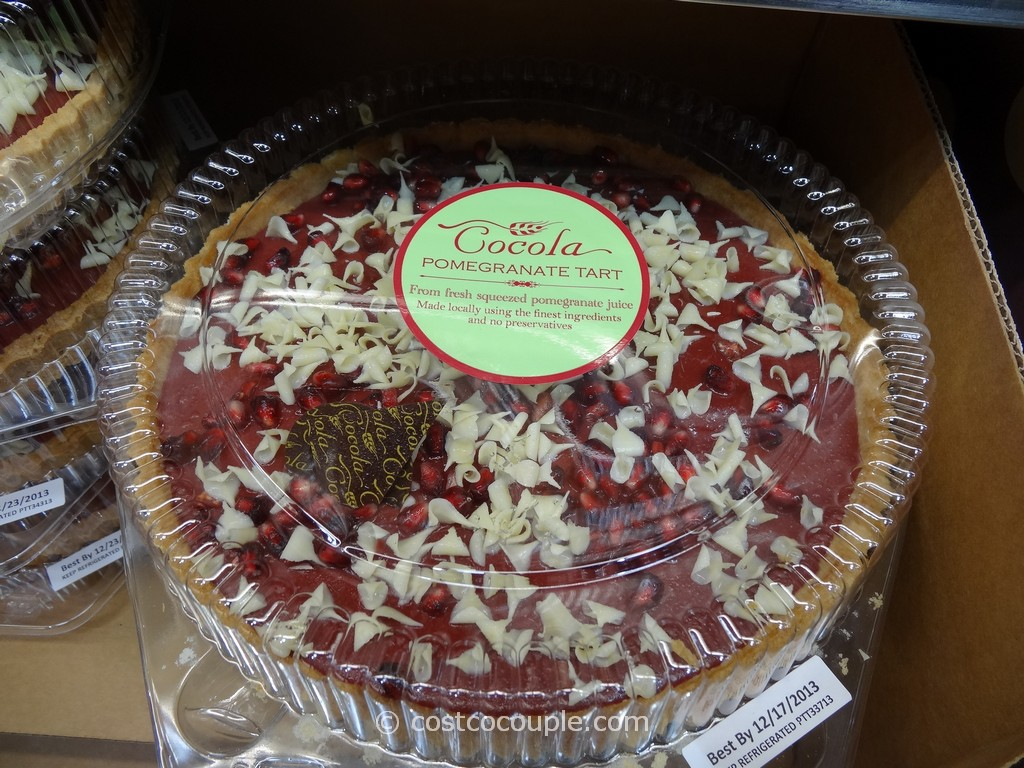Cocola Pomegranate Tart Costco 3