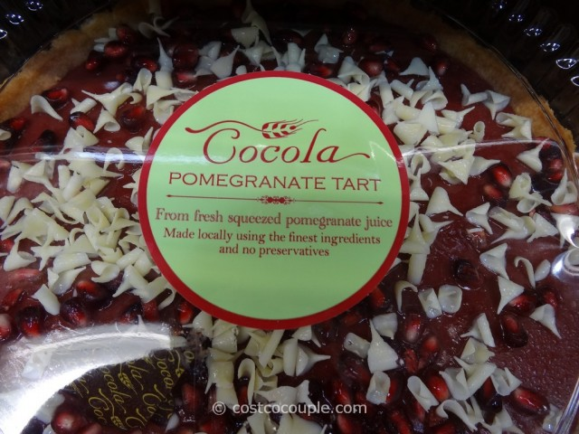 Cocola Pomegranate Tart Costco 4