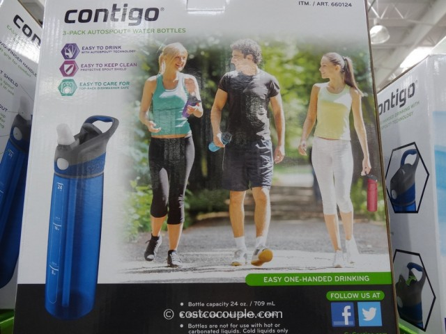 Contigo Addison Waterbottle Set Costco 4