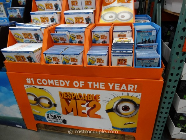 Despicable Me 2 Costco 1