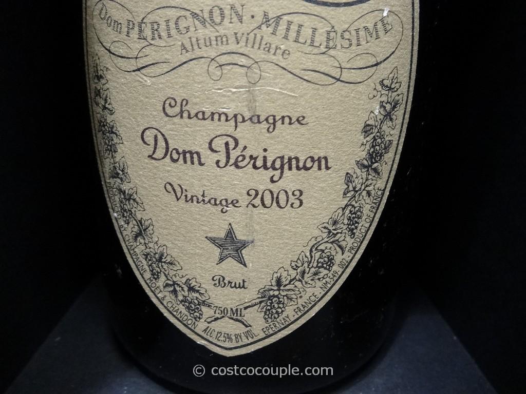 Dom Perignon Brut Champagne Vintage 2004