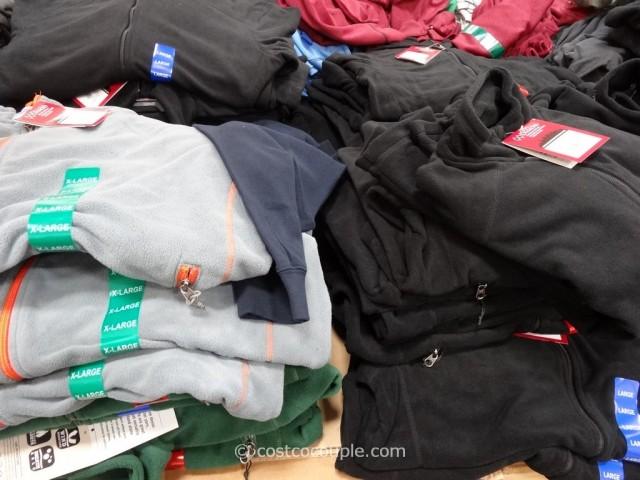 Double Diamond Thermal Fleece Jacket Costco 3