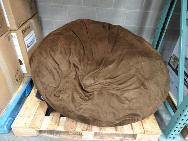Elite Chil-Lax Bean Bag Chair Costco 1