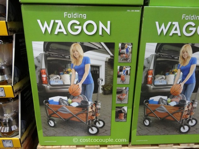 Foldable Wagon Costco 2