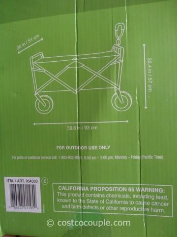 Foldable Wagon Costco 3